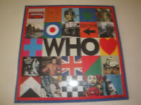 The Who: The Who  2 LP, Ltd. Deluxe WHITE & BLUE Vinyl  Edition incl. RED 10''