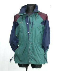 VINTAGE Columbia Sportwear Womens Williwaw Green Blue Ski Coat Jacket US Medium