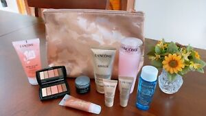NEW in Box LANCÔME 10 pc with Absolue Soft Creme, Absolue Lip Balm, Genifique