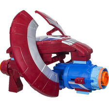 AVENGERS 3 Infinity War NERF Assembler Gear Captain America FOAM DART WEAPON
