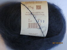 "Rowan ""KIDSILK HAZE"" Mohair/Silk Blend Yarn #0660 Turkish Plum"