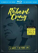 Robert Cray - 4 Nights of 40 Years Live (NEW 2 x CD & BLU-RAY)