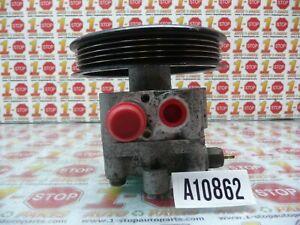 2007 2008 2009 SUZUKI SX4 2.0L POWER STEERING PUMP ASSEMBLY 4911080J00 OEM