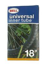 "BELL 18"" Universal BICYCLE Tire INNER TUBE Fits 1.75"" - 2.125"" Bike bmx"