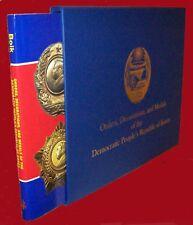 NUMBERED COLOR BOOK NORTH KOREA [DPRK] ORDERS MEDALS Order