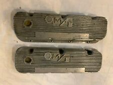 1968-1972 Chevy Mickey Thompson Valve Cover 396 427 Aluminum Chevelle *One Cover