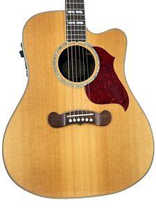 Gibson Songwriter Deluxe Studio Akustik Gitarre + ⭐ Garantie ⭐