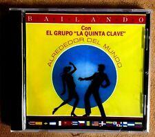 LA QUINTA CLAVE - BAILANDO ALREDEDOR DEL MUNCA ( MUSICA PARA TU FIESTA) CD