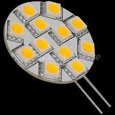 1x G4 12 SMD 5050 LED Lampe Birne Spot Licht Leuchtmittel warmweiss 10-24V 2W