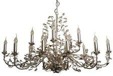 Lampadari da soffitto bagno argento metallo