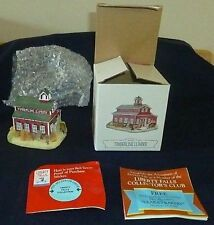 The Americana Collection Liberty Falls AH101 Timberline Lumber 1996 with box