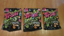 (3) Count Lot Of Trolli Extreme Sour Bites Fruitz Candy 7 Oz Each