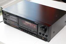 Denon DRM-800A Spitzen Tape mit 3 Kopf Doppelcapstan, HIGH-END, NEUE RIEMEN