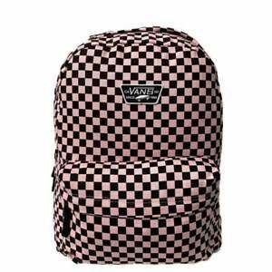 VANS Realm canvas Backpack Powder Pink VN0A5ESMZJY1 VANS Schoolbag