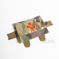 FMA Tactical Medical Pouch MOLLE Emergency Bag First Aid Bag Med Kit Organizer
