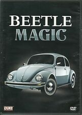 BEETLE MAGIC DVD - VW (VOLKSWAGON) - INCLUDING EXTENSIVE ARCHIVE FOOTAGE