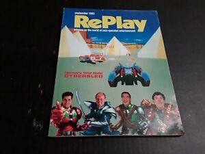 RePlay Monthly September 1993
