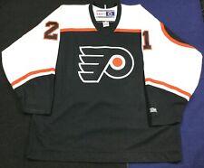 Philadelphia Flyers Peter Forsberg #21 Hockey-NHL CCM Jersey SizeXL