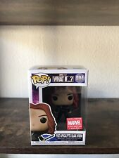 Post Apocalyptic Black Widow #894 What If Marvel Collector Corps Funko Pop New