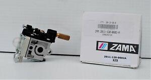 Genuine OEM RB-K75 / Z011-120-0602 Zama Carburetor Kit Compatible ECHO A02100740