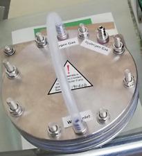 pem membrane electrolyzer pure hydrogen cell 99.9995% purity