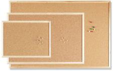 Pinwand 60 X 90cm Pinnwand Kork mit Holzrahmen