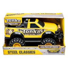 Tonka Steel Classics 4x4 Pick up Truck