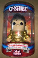 Ooshies DC Comics Vinyl Edition Golden Superman Up N Away Series 3 4 Inch Figure