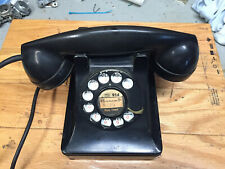 New ListingVintage Western Electric H1 Metal Body Telephone With F1 Handset & 5H Dial