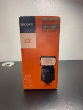 Sony Alpha HVL-F58AM Wireless Shoe Mount Flash