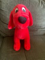 Clifford The Big Red Dog KOHLS Cares for Kids  Plush Toy Stuffed Animal