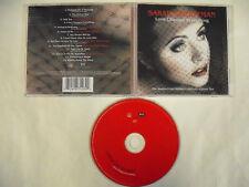 SARAH BRIGHTMAN  Love Changes Everything  CD