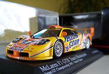 1:43 Minichamps McLaren F1 GTR Team Hitotsuyama, JGTC 2002 Yellow Corn