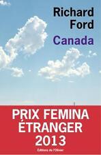 Canada Ford  Richard Occasion Livre