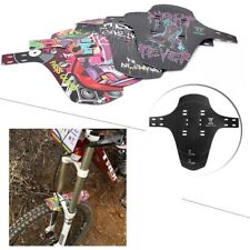 Bicycle Fender Mud Flap MTB Mudguard Bike Suitable for Front Fork//Rear wheel hs
