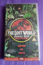 THE LOST WORLD: JURASSIC PARK 2 [1997] VHS – Spielberg - Jeff Goldblum, Julianne