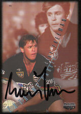 1995 NRL WINFIELD CUP TRIBUTE SIGNED TRADING CARD - #76 GARY FREEMAN PANTHERS