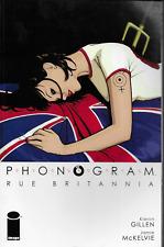 Phonogram Vol 1: Rue Britannia by Kieron Gillen & Jamie Mckelvie 2014 TPB Image