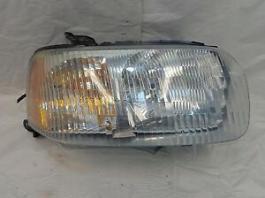Ford Escape Right Headlamp Headlight Head Light Lamp Passenger Side 01 02 04 OEM