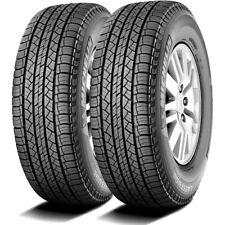 2 New Michelin Latitude Tour 225/65R17 100T AS All Season A/S Tires