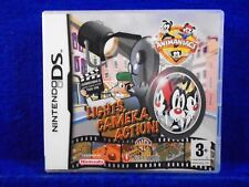 *ds ANIMANIACS Lights, Camera, Action! (NI) Lite DSi 3DS PAL UK REGION FREE