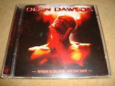 DEAN DAWSON - Streetlife Report  (CD + DVD)  SPEZIALIZTZ GBZ G.B.Z.