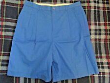 RALPH LAUREN Shorts - Golf Casual Bermuda - Pleated - 33 - 33x8 - Womens 14