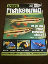 PRACTICAL FISHKEEPING - THE HISTORY OF KOI'S - AUG 2000