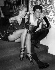 8x10 Print Janet Leigh Tony Curtis Houdini 1953 #JL4