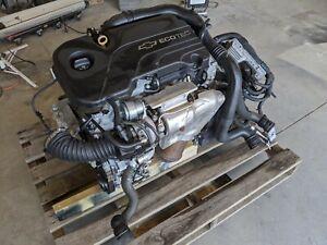 2016 2017 2018 2019 Chevy Cruze Engine Transmission ECU Complete LE2 17k