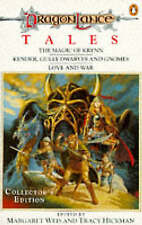 Dragonlance Tales: Magic Of Krynn, Kender, Gully Dwarves And Gnomes-ExLibrary