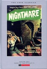 Pre Code Classics Nightmare HC 01 Hardcover – 28 Jun 2017