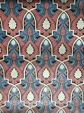 2 Rolls Vintage Wallpaper Zoffany Arts crafts Alhambra Owen Jones Discontinued