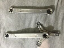 Vintage Specialites T.A. Professional 170mm 3-arm crankset French thread 60s